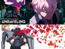 PREVIEW: TG Unraveling by Kehven