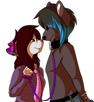 .:CO:. Leashed by Freeze-pop88