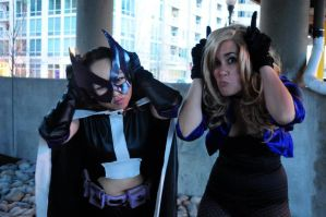 A little Batty by FlansPirateWench