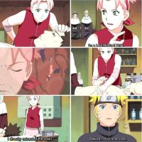 Even Naruto admits that Sakura is cool ! by 25mar25