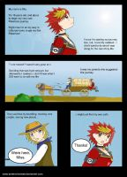 Pokemon-Mia's Journey- Page 1 by serena-inverse