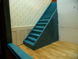 Les Shoppes Dollhouse Project: WIP 21 by kayanah