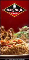 Horizontal Banner For a Restaurant by copmystc