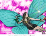 Fairy- colored by EnigmaticWriterGirl