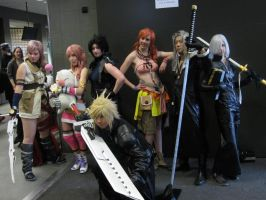 Tsunacon 2013 group by UndercoverKadaj