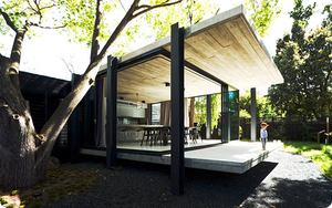 Elm Willow House by visivamente