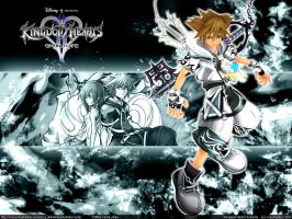 Kingdom Hearts II- Final form by TheClaudia