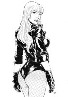 Black Canary by Deilson