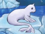Dewgong by teraphim