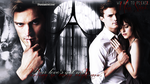 Fifty Shades Of Grey Wallpaper by AlbertXExcellaLover