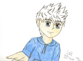 Let me help you. Jack Frost by Risa-tono