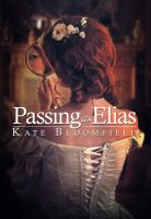 Passing as Elias New Book Cover Mock up by KateBloomfield