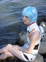 Ayanami Rei III by black---butterfly