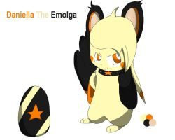 Daniella Evolution Ref by Sammu-Desu
