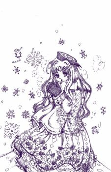 angelina_winter by Lovepeace-S