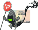 Brites! Auction || Traffic Light [CLOSED] by b4dly-dr4wn