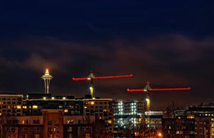 Seattle Christmas Style by UrbanRural-Photo