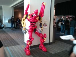 Ohayocon 2012 Balloon Eva by blackdeath2000