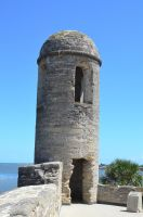 old fort tower by januarystock