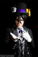 +Sebastian+ - His Butler, Presenting by Velours-Requiem