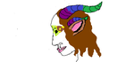 Mspaint version of me by insanebuthappy