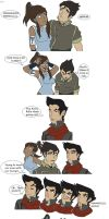 LOK: Touching our noses with our tongues! by CuriouslyXinlove