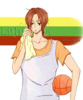 Liet in London 2012 Olympic Games by tezusaba