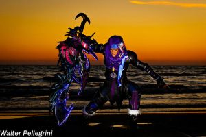 Grains of Eternal Paradox - Caius Ballad Cosplay by LeonChiroCosplayArt
