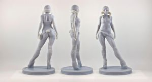 3D Print of Aviatrix by ryankingslien