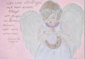 Angel of music by YourWayIsLonely