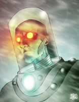 KidNotorious' Mr. Freeze by billythebrain