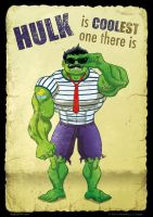 Hulk is coolest there is by LordRembo