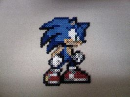 Perler Sonic by FatalJapan