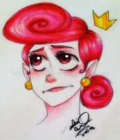 Cotton Candy Electa by TumbleweedFrenzy