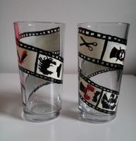 Handpainted Johnny Depp character glasses by maja135able