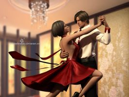 Shall We Dance by ladystarkennedy