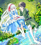 Marry and Seto 2 by luckydraws
