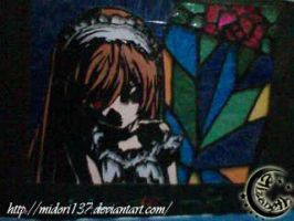 stained glass by midori137