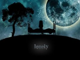 .Lonely. by nastiab