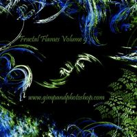 Fractal Flames Volume 9 by xvalid