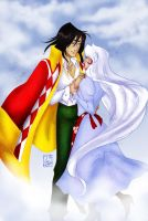 Kagome's Moving Castle by sugar0o