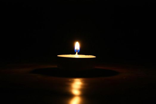 Night candle... by Adiphoto