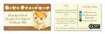 NekoCreations Business Cards by FeebyNeko