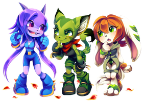 Freedom Planet by Kiwiggle