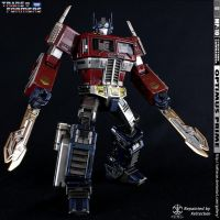 Optimus Prime MP-10 Repaint - No Matter The Cost by xeltecon