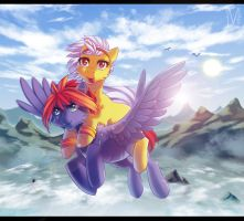 Faster! by Margony