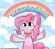 Procrastination by Taco-slayer