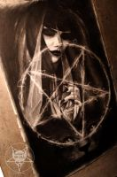 The witch by AndreySkull