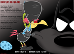 Batmutt: Bark-Um City - Birdbane by 101Keys