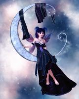 Celestial Sparkles by RavenMoonDesigns
